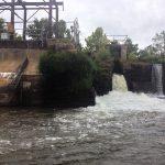 Milburnie Dam