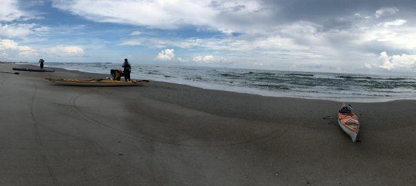 Wrightsville Beach and Masonboro Island Circumnavigation